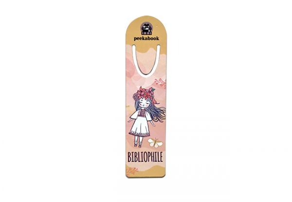 Bookmark Bibliophile